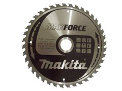 Пильный диск для дерева makforce 230x30 40z Makita