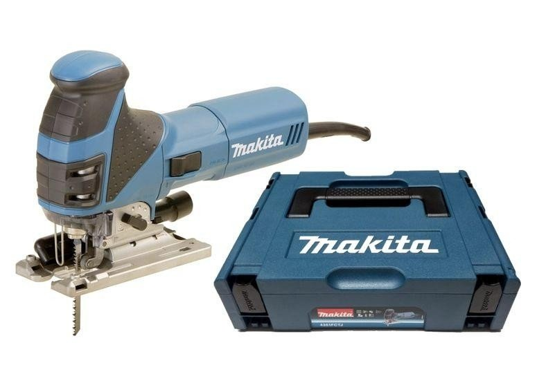 Электролобзик Makita 720W LED M4351FCTJ